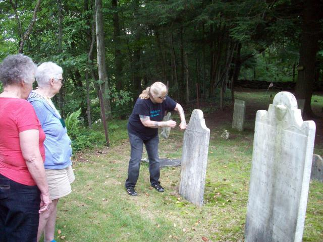 Cemetery Art Workshop