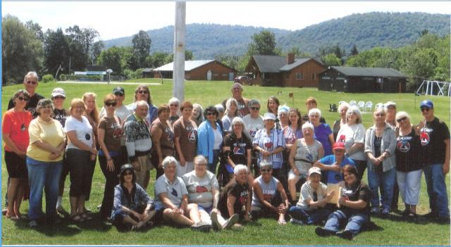 Group Photo 4C Camp for Adults 2015